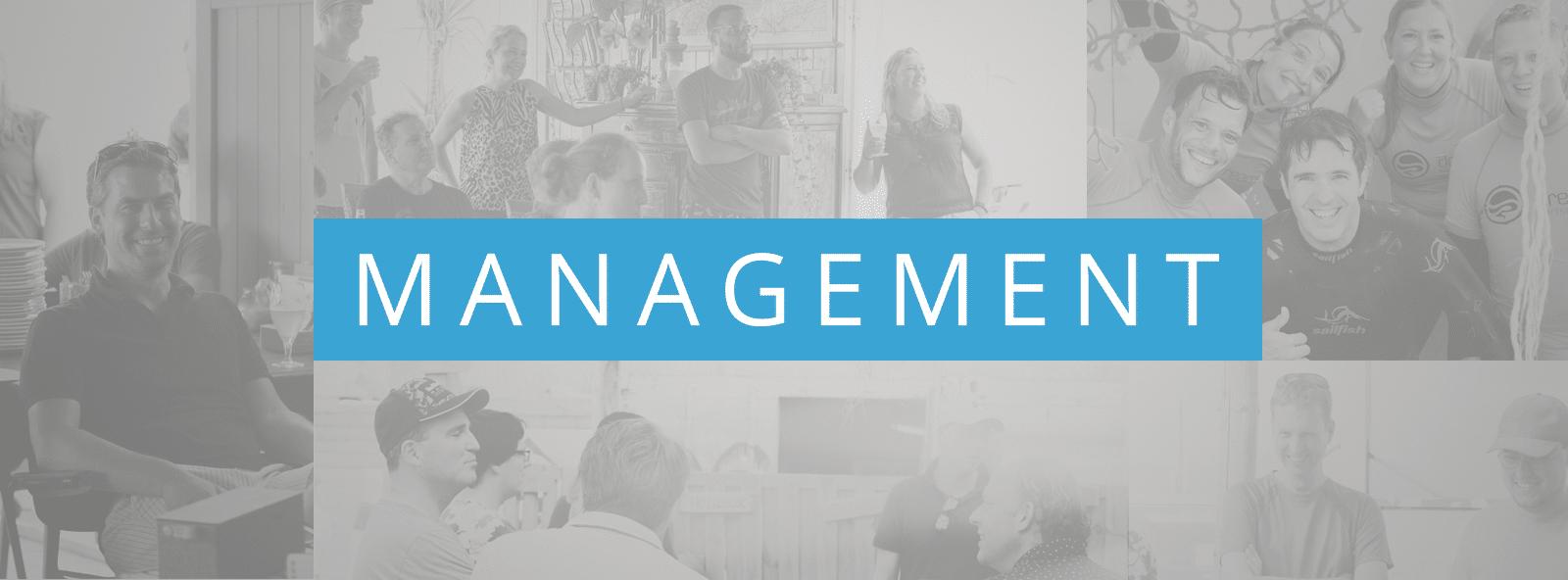 Management team Netive VMS