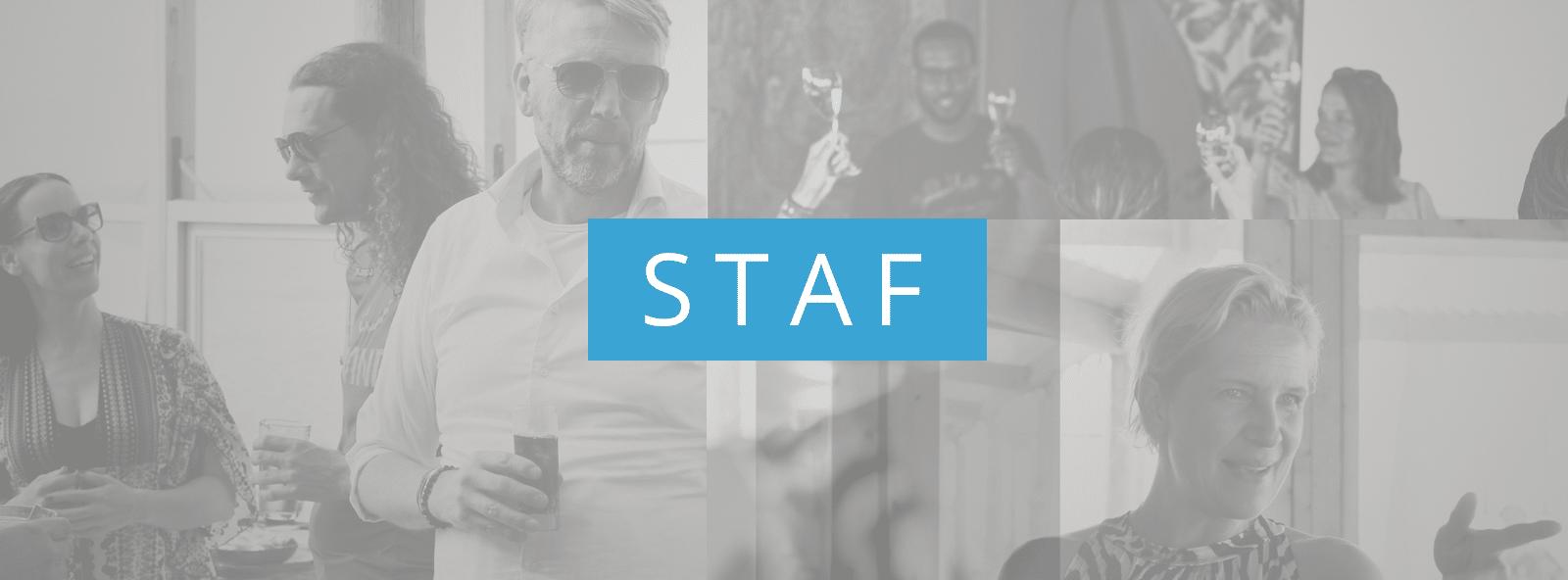 Staf team Netive VMS