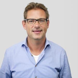 Sander de Haas (Finance Manager)
