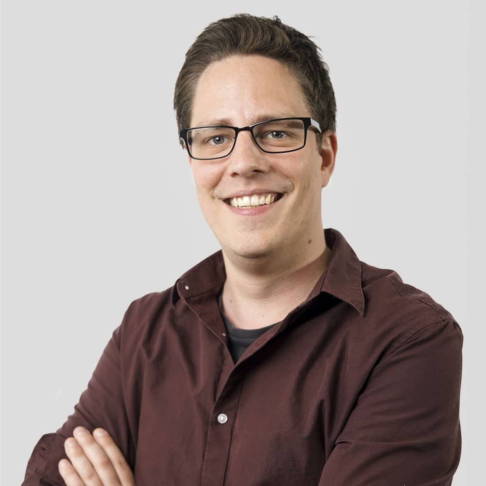 Sander Sijbrandij (Software Engineer)