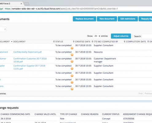 FMS-Compliance Management-Configuration Digital File