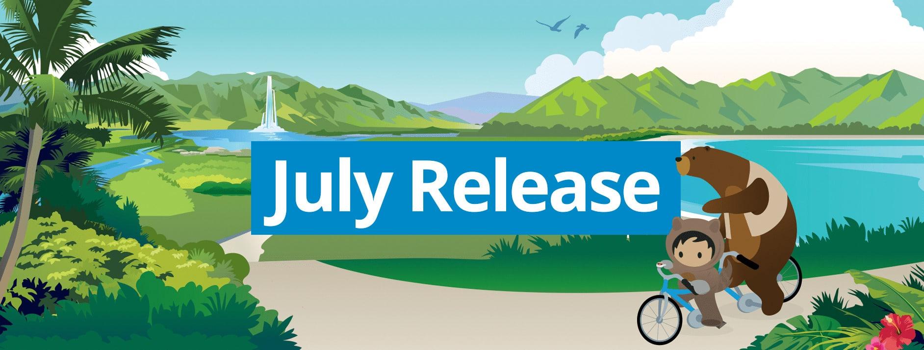 07. Release July 2020