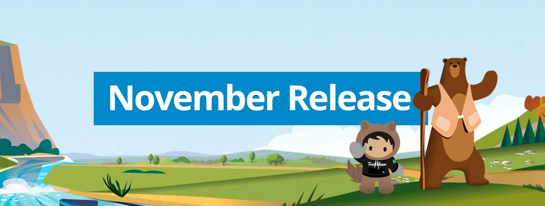Release Nétive VMS november