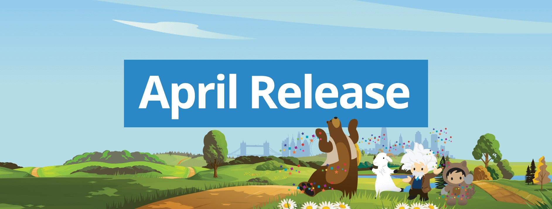 Release Nétive VMS april