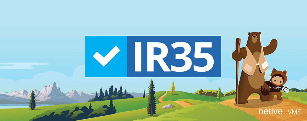 track IR35 using Nétive VMS