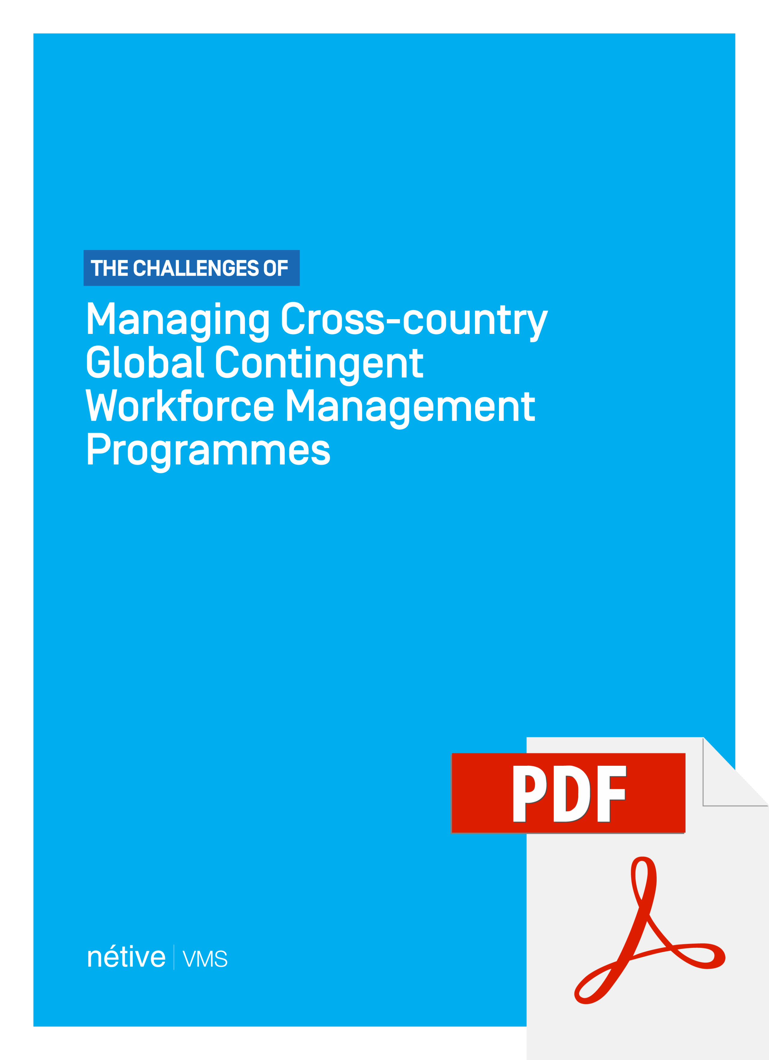 Nétive VMS – international contingent workforce management