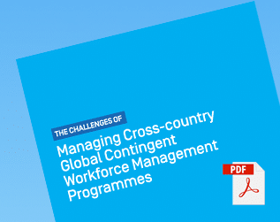 Managing Cross-country global contingent workforce management programmes