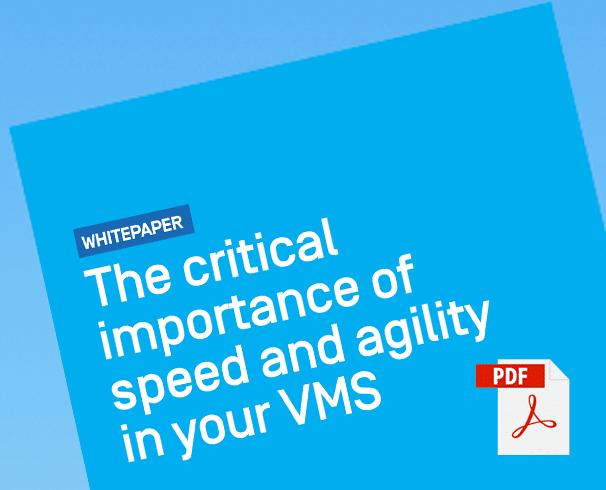 Nétive VMS - speed and agility
