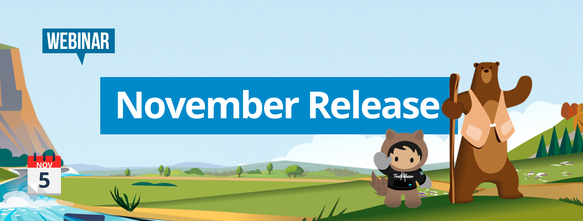 Webinar November Release Netive VMS