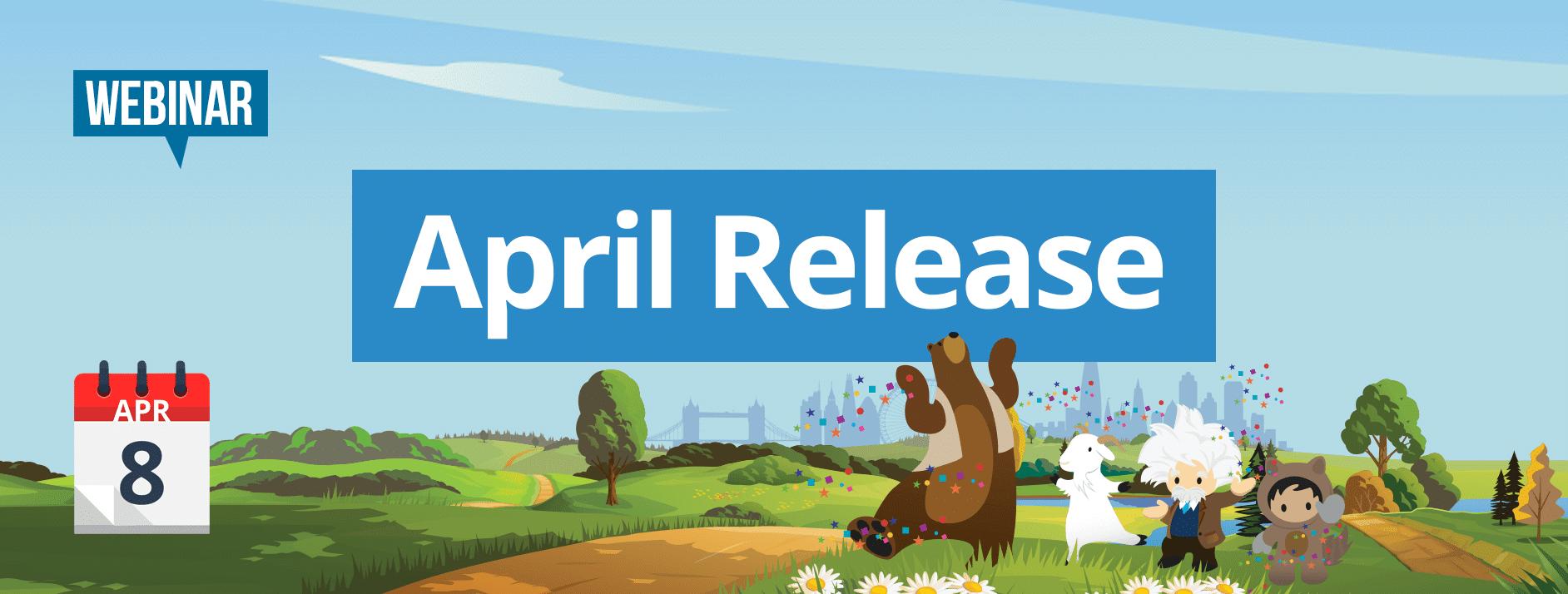 Release webinar April Netive VMS