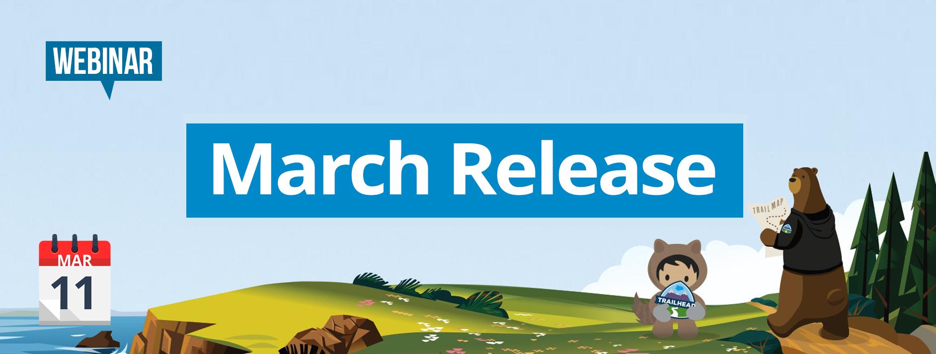Netive VMS March Release webinar