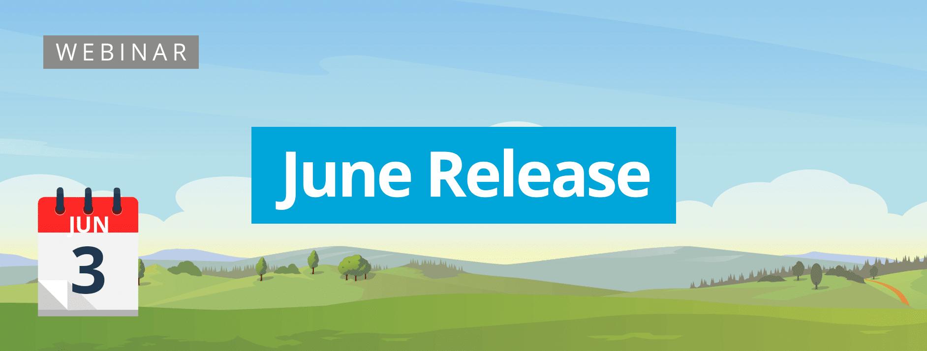 Netive VMS June release