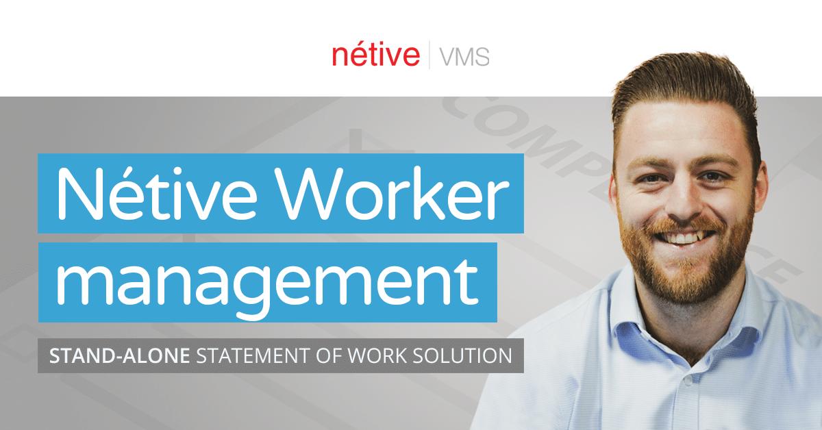 Netive VMS Statement of Work solution