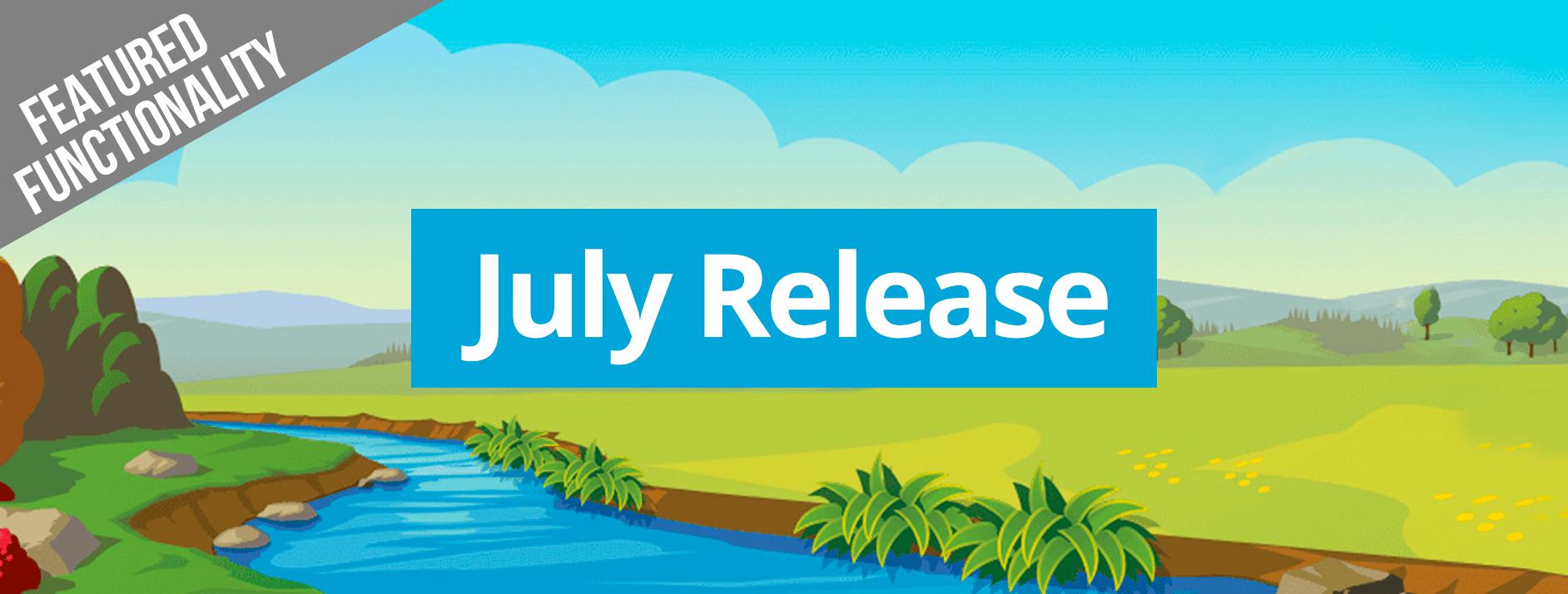 7.0 release | July 2021