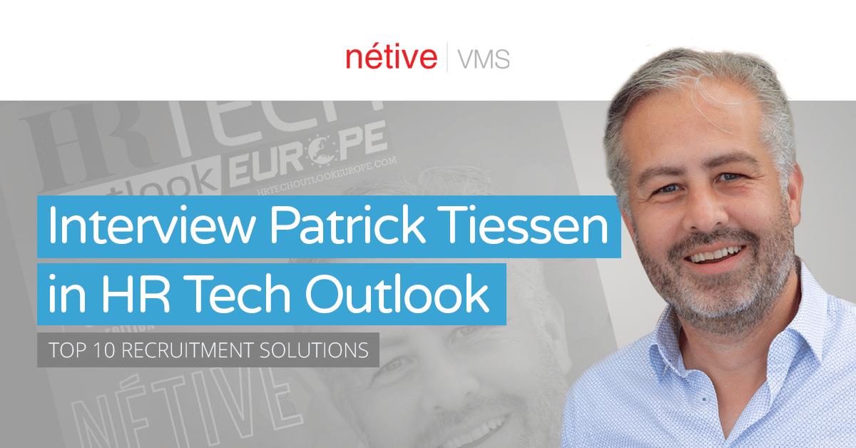 HRtech Outlook Patrick Tiessen